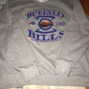 Vintage Buffalo Bills Sweatshirt XL